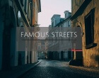 Famous streets - Local car rental RentMama