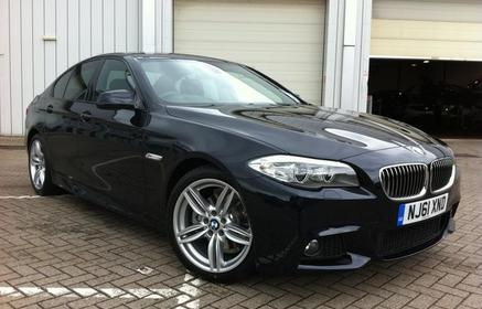 Rent A BMW From GBP Newcastle Upon Tyne - 530 bmw