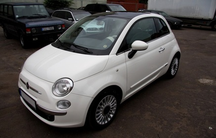 Onwijs Rent a Fiat 500 2011 from 29.65 EUR, Jurmala, Latvia WM-78
