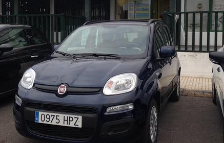 Rent A Fiat Panda 2013 From 1800 Eur Costa De Teguise Spain