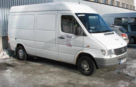 Rent a mercedes benz sprinter 1999 from eur r ga for Mercedes benz sprinter rental
