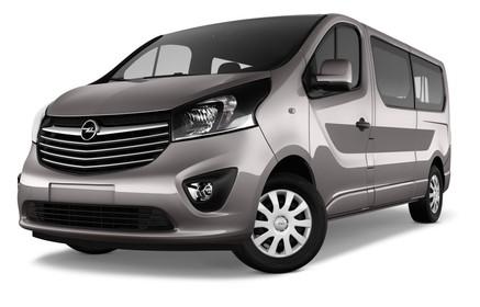 Verrassend Rent a Opel Vivaro 2018-2019 from 40.00 EUR, Rīga, Latvia FN-95